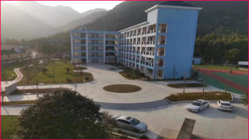 温州鹿城藤桥中学拆扩建一期工程竣工验收