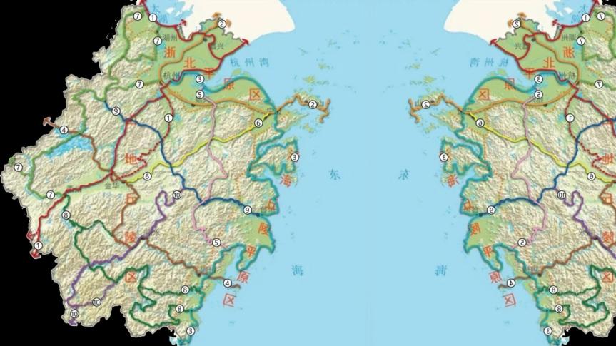 浙江省未来15年将建成3万公里省际绿道系统